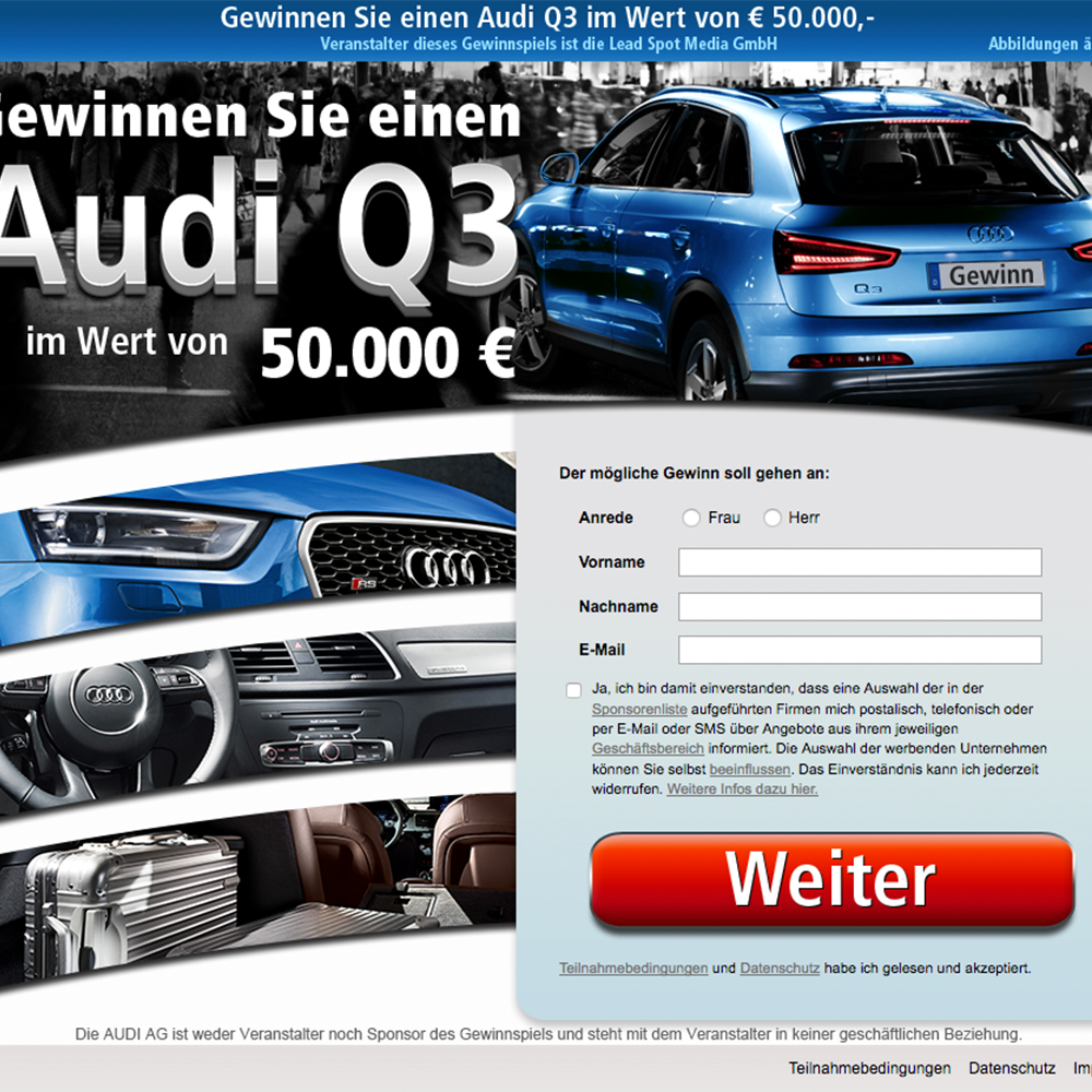 BMW i3s (non incent) - AT