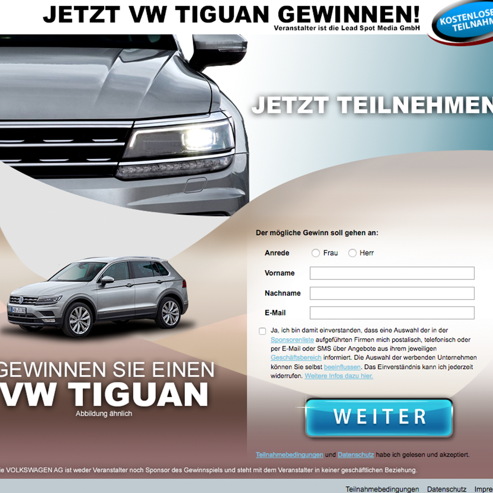 SUV (non incent) - AT