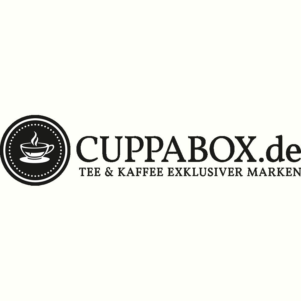 CUPPABOX - Tee und Kaffeebox