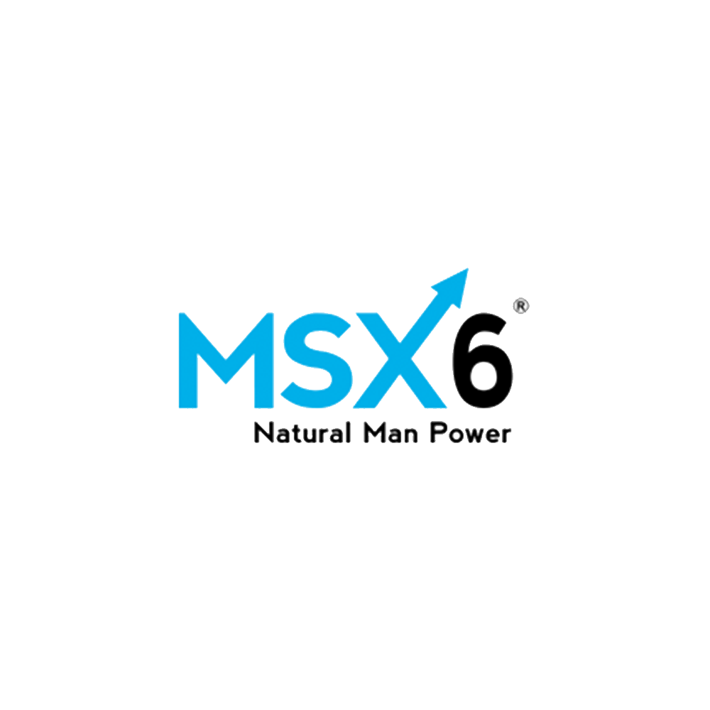 MSX6 - Natural Men Power