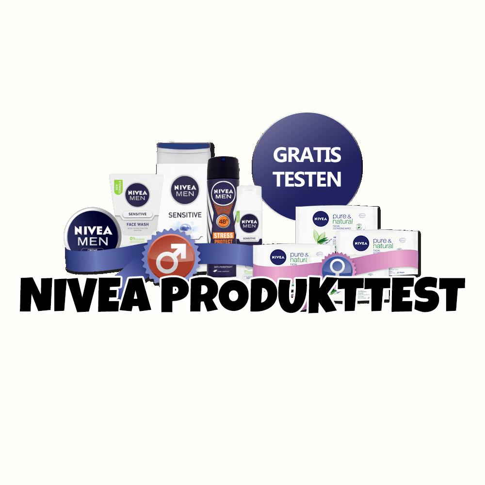 NIVEA Pflege-Set Produkttest