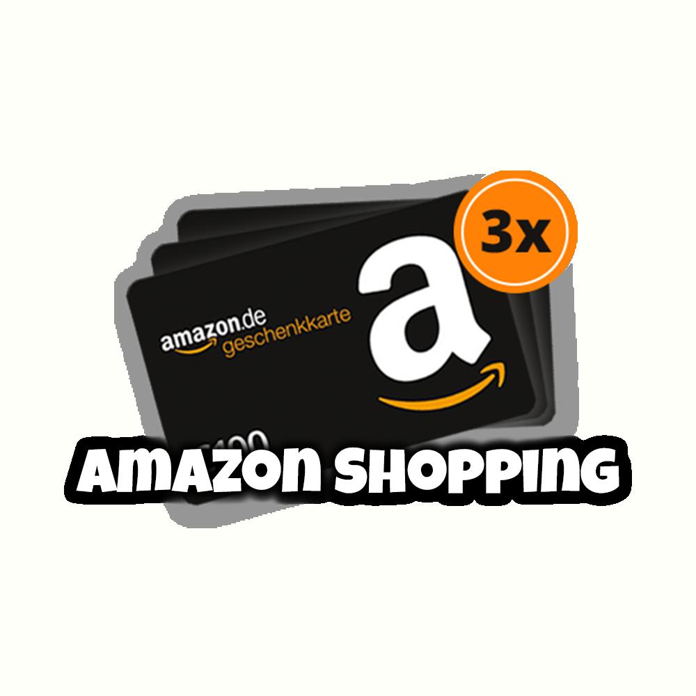 Amazon Shopping Gutschein