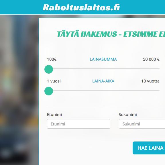 Rahoituslaitos.fi