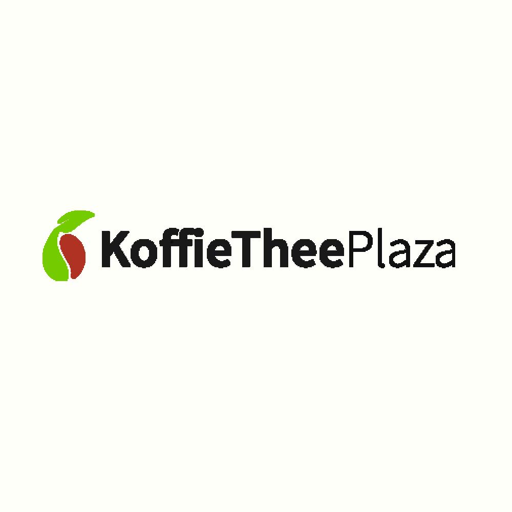 Klik hier voor de kortingscode bij KoffieTheePlaza.nl