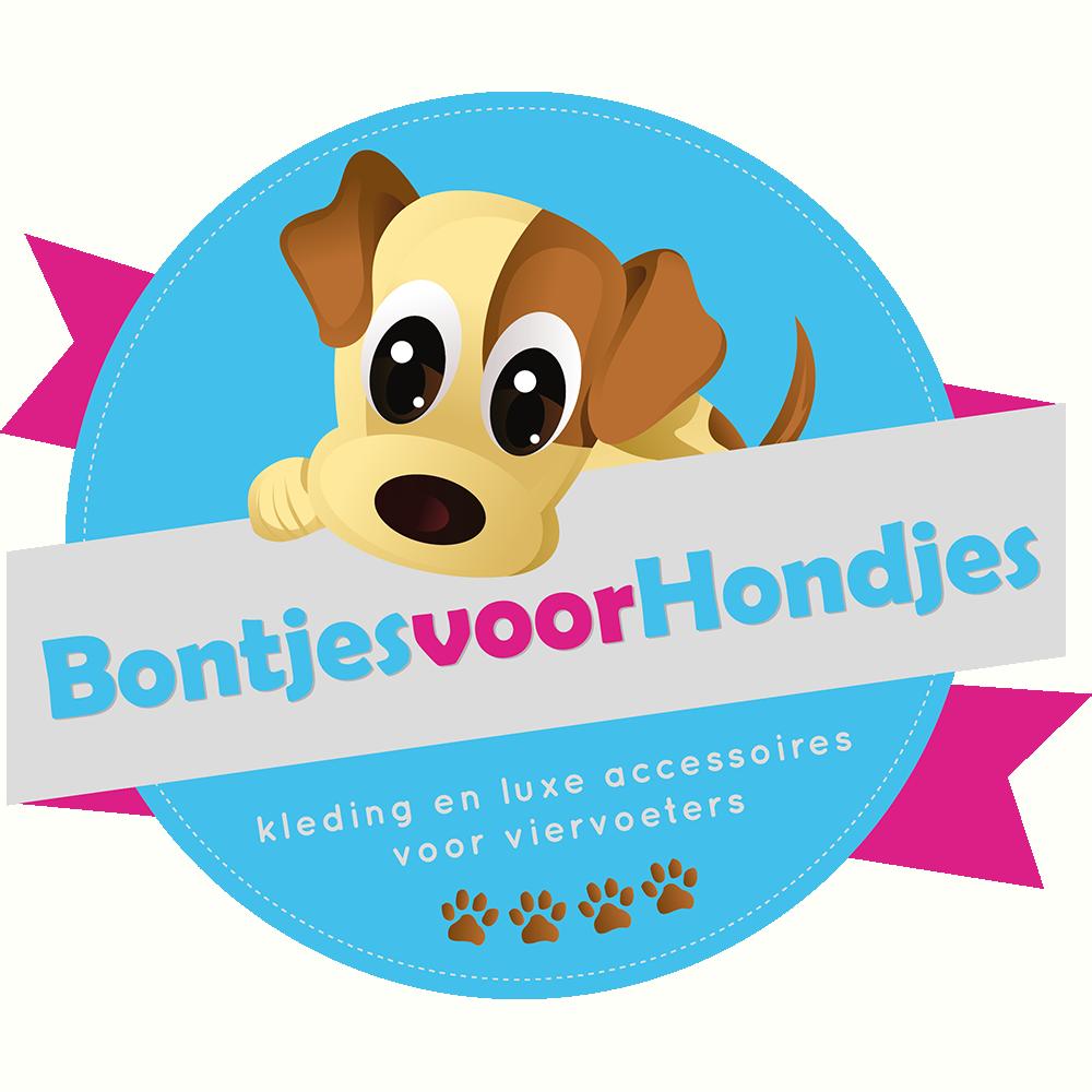 Klik hier voor de korting bij Bontjesvoorhondjes.nl