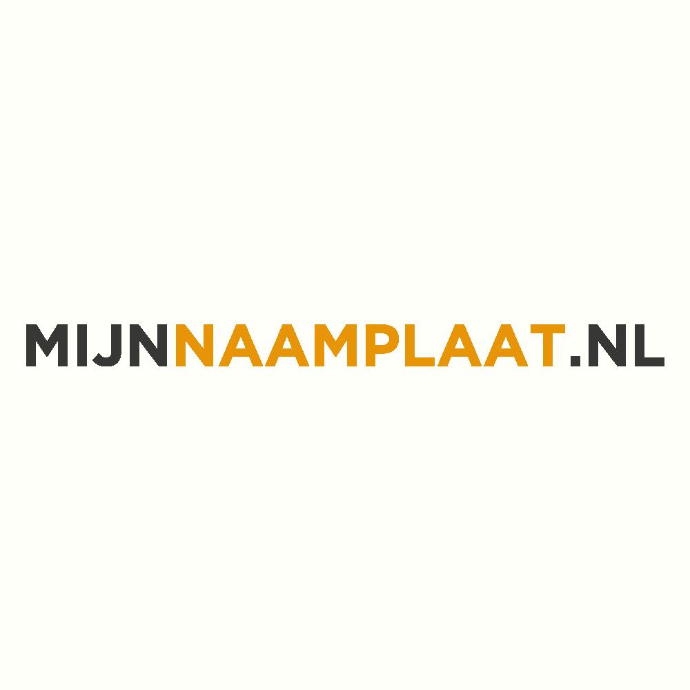 Mijnnaamplaat.nl