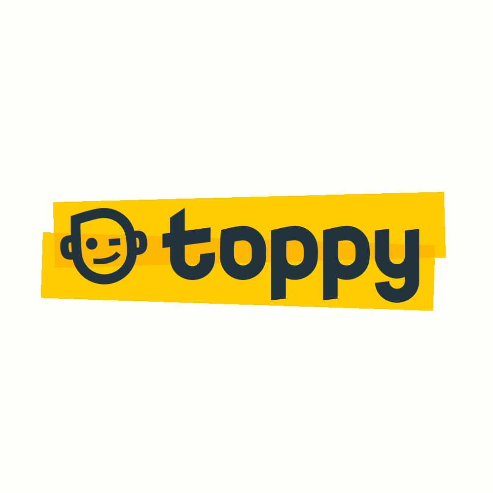 Klik hier voor de kortingscode bij Toppy.nl