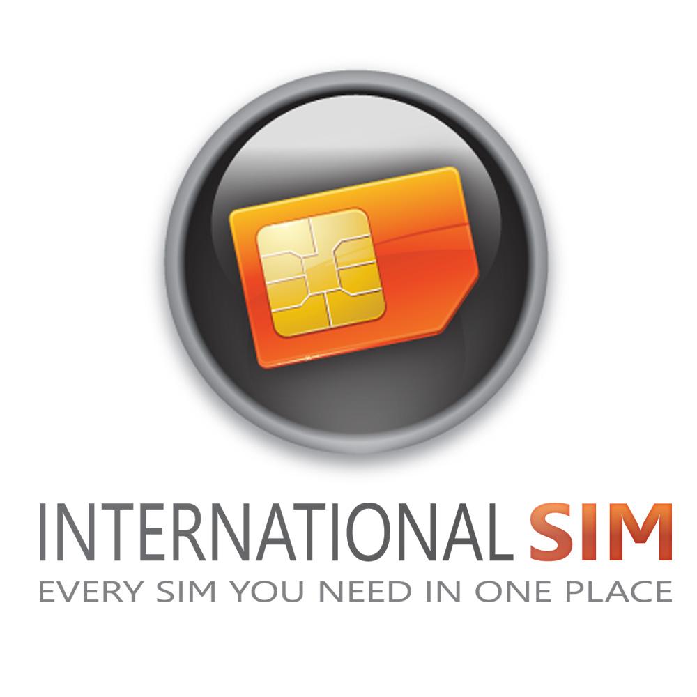 International SIM logo