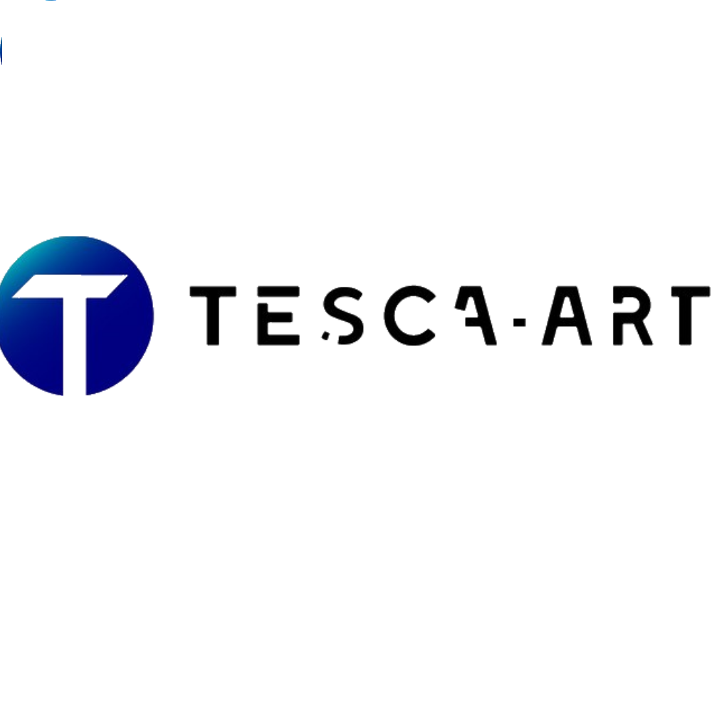 Klik hier voor de korting bij Tesca-art.nl