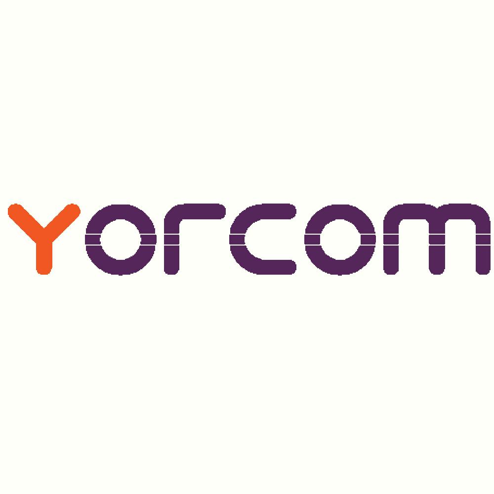 Klik hier voor de korting bij Yorcom