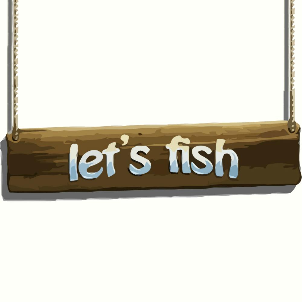 Let's fish! Пора на рыбалку!